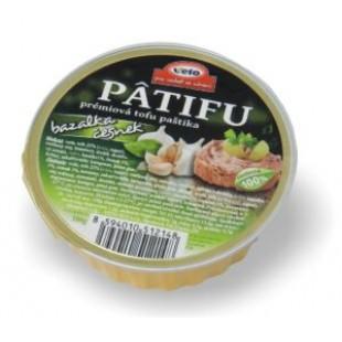 PATIFU bazalka-česnek 100g